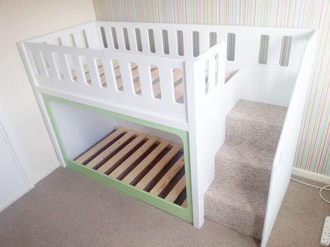 Deluxe Funtime Bunk Bed Shorty Little Ones Pinterest Toddler