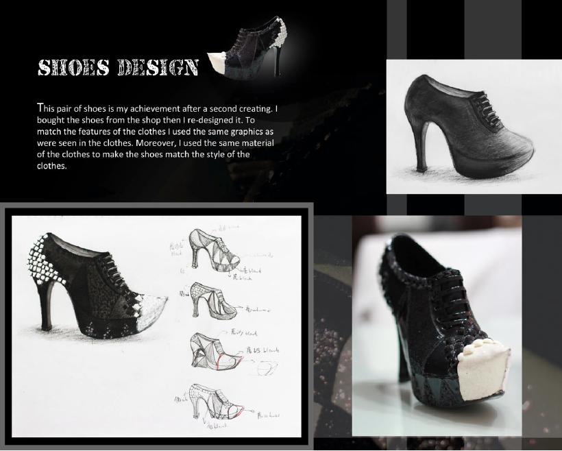 Shock Accessory Design Accessories Design Portfolio Fashion Design Portfolio Fashion Portfolio