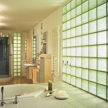 bagno15 | Interni | Gallery Gallery | Seves glassblock | Glass ...