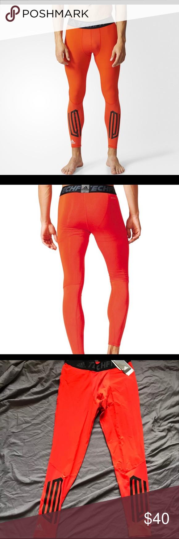 Pants Techfit Closet Posh L Nwt Adidas Men's My EgxAq5wUS
