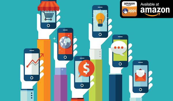 Users can now effortlessly shop from using the Amazonapps