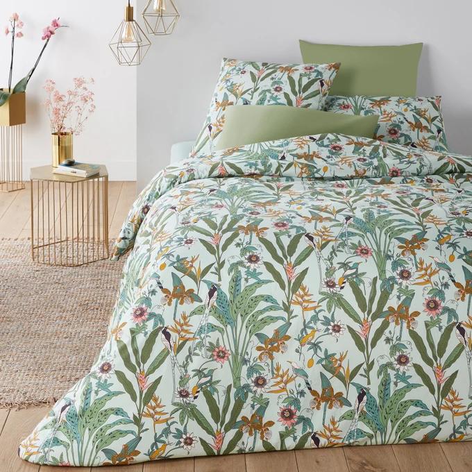 Eden Flower Cotton Percale Duvet Cover Duvet Covers Bedding Inspiration Duvet