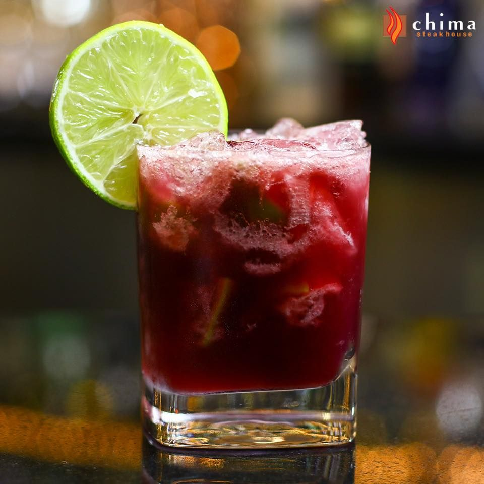 Try This Evening The Chima Caipivinho Cachaca And Red Wine Muddled With Limes And Sugar Garnished With A Lime Wheel Wine And Dine Wine Lovers Tableware
