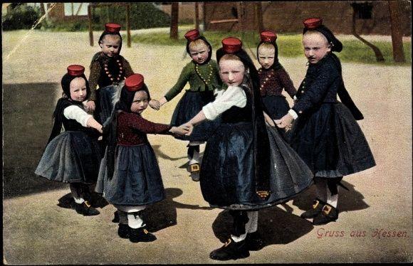 Kinder Hessen