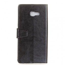 Samsung Xcover 4 musta puhelinlompakko. #xcover4