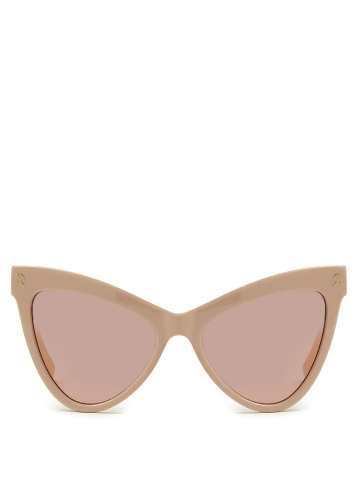 c030fb3788d Stella McCartney Cat-eye acetate sunglasses