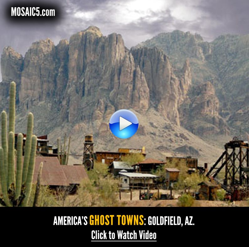 Arizona Ghost Towns, Ghost Towns