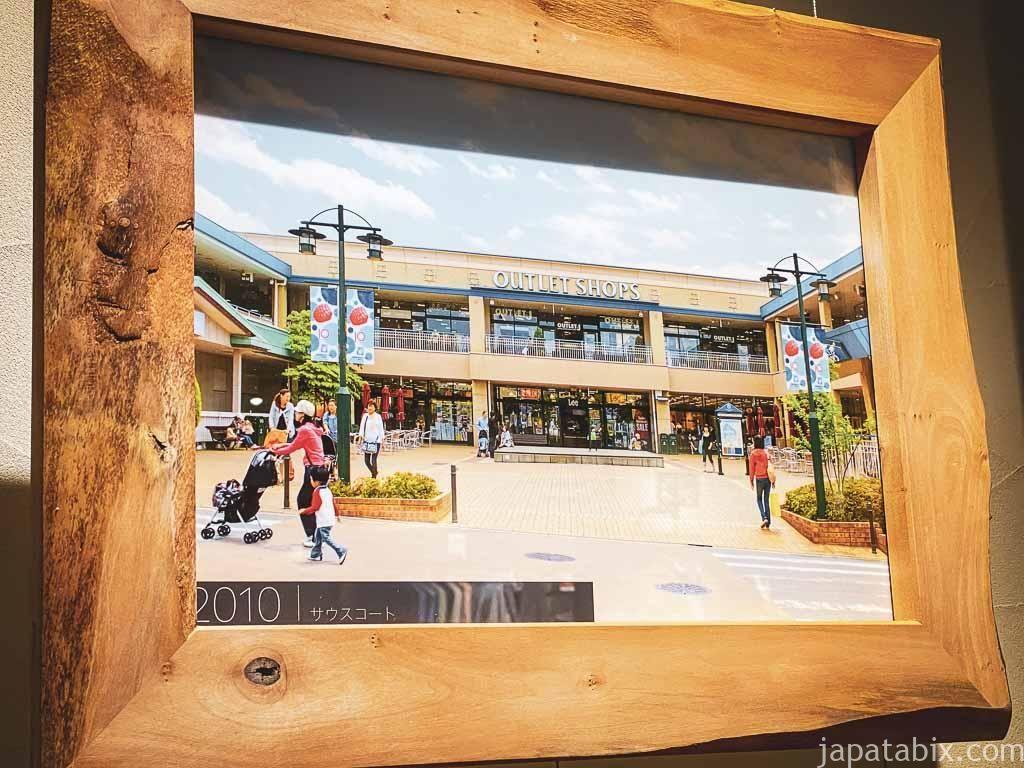 グランベリーモール時代の写真 グランベリーパーク 体験レポート 店舗 渋滞混雑 駐車場 グルメ情報など じゃぱたびっくす 東京 建造物 町田 人混み ひとり旅 旅行 日本 Shopping ショッピング Travel アウトレットモール 観光 南町田グランベ 絶景