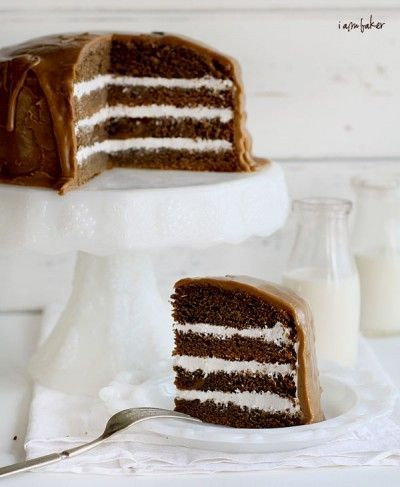 One Bowl Chocolate Cake with Mocha Buttercream Frosting | Hummingbird High I love this site http://www.healthyrecipes.org/posts/One-Bowl-Chocolate-Cake-with-Mocha-Buttercream-Frosting-38070