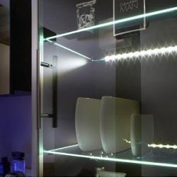 Photo of Posseik lighting set for showcases silver 2x 0.8 W PosseikPosseik
