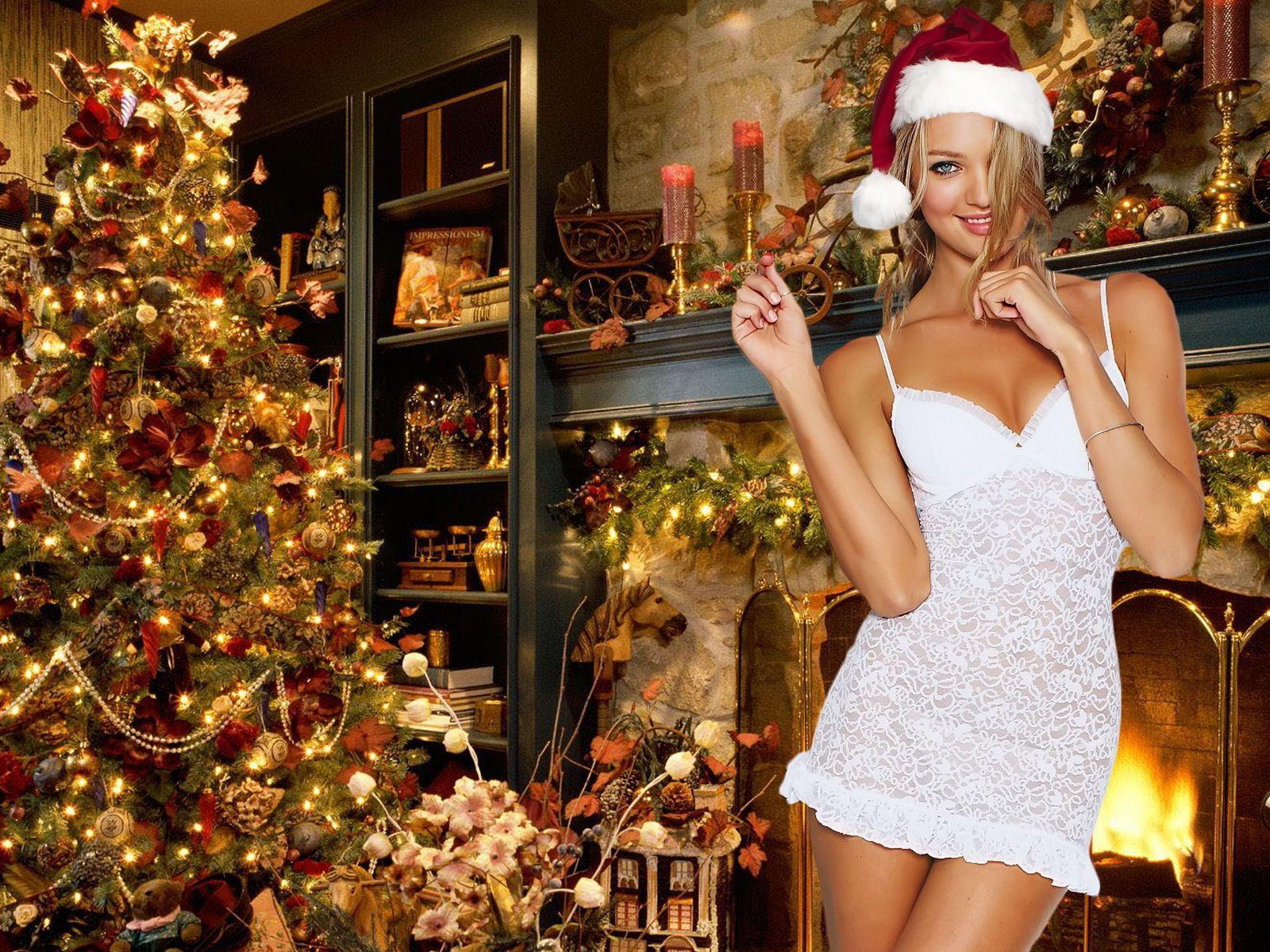 christmas girl sex