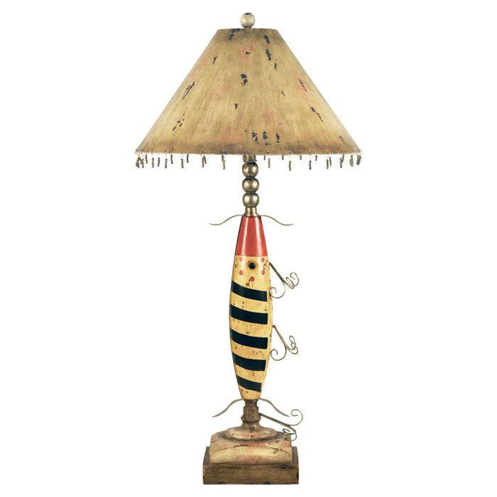 Fishing Table Lamp Fish Lamp Lamp Cool Lamps