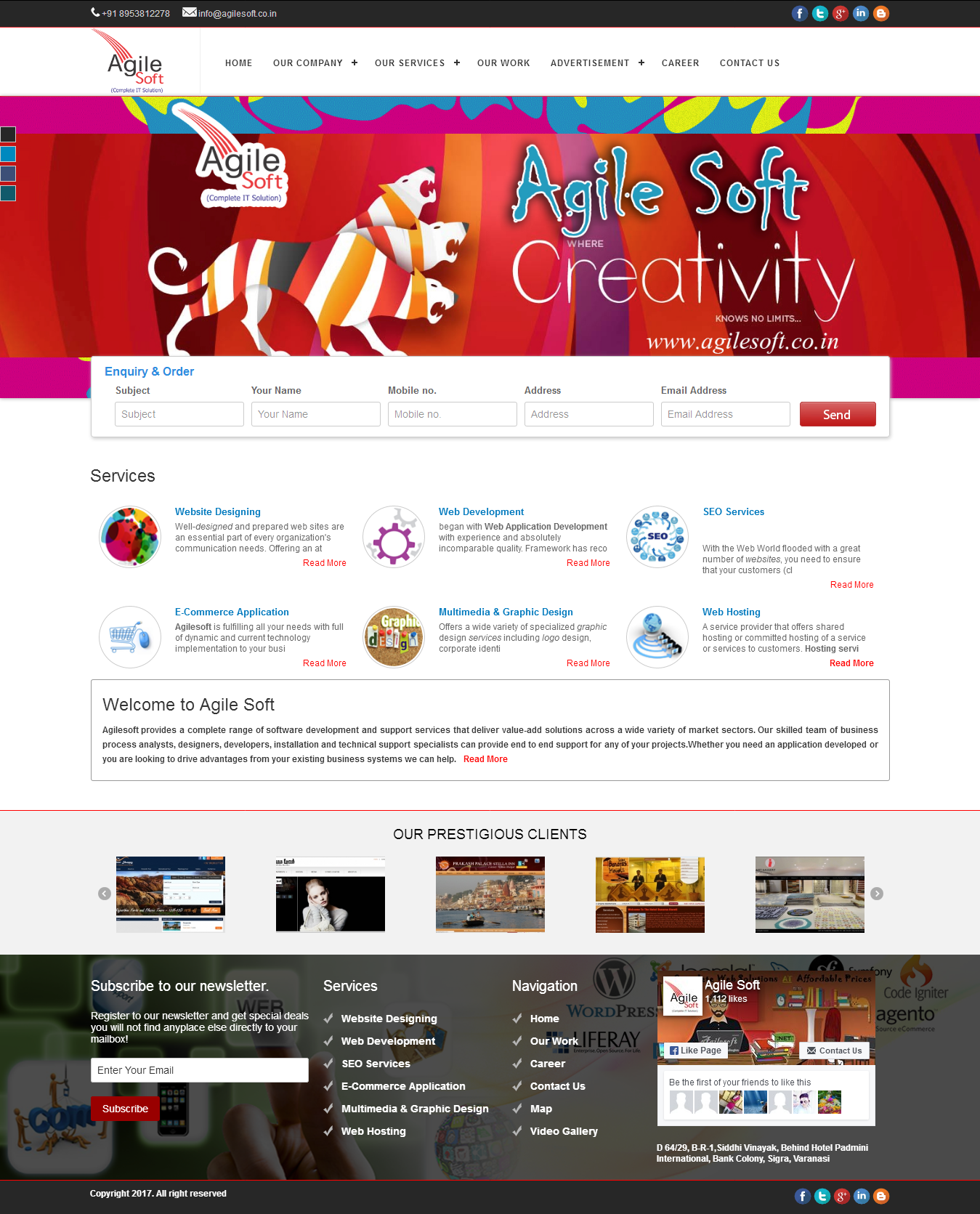 agilesoft #websites #software #development #company #web #mobile