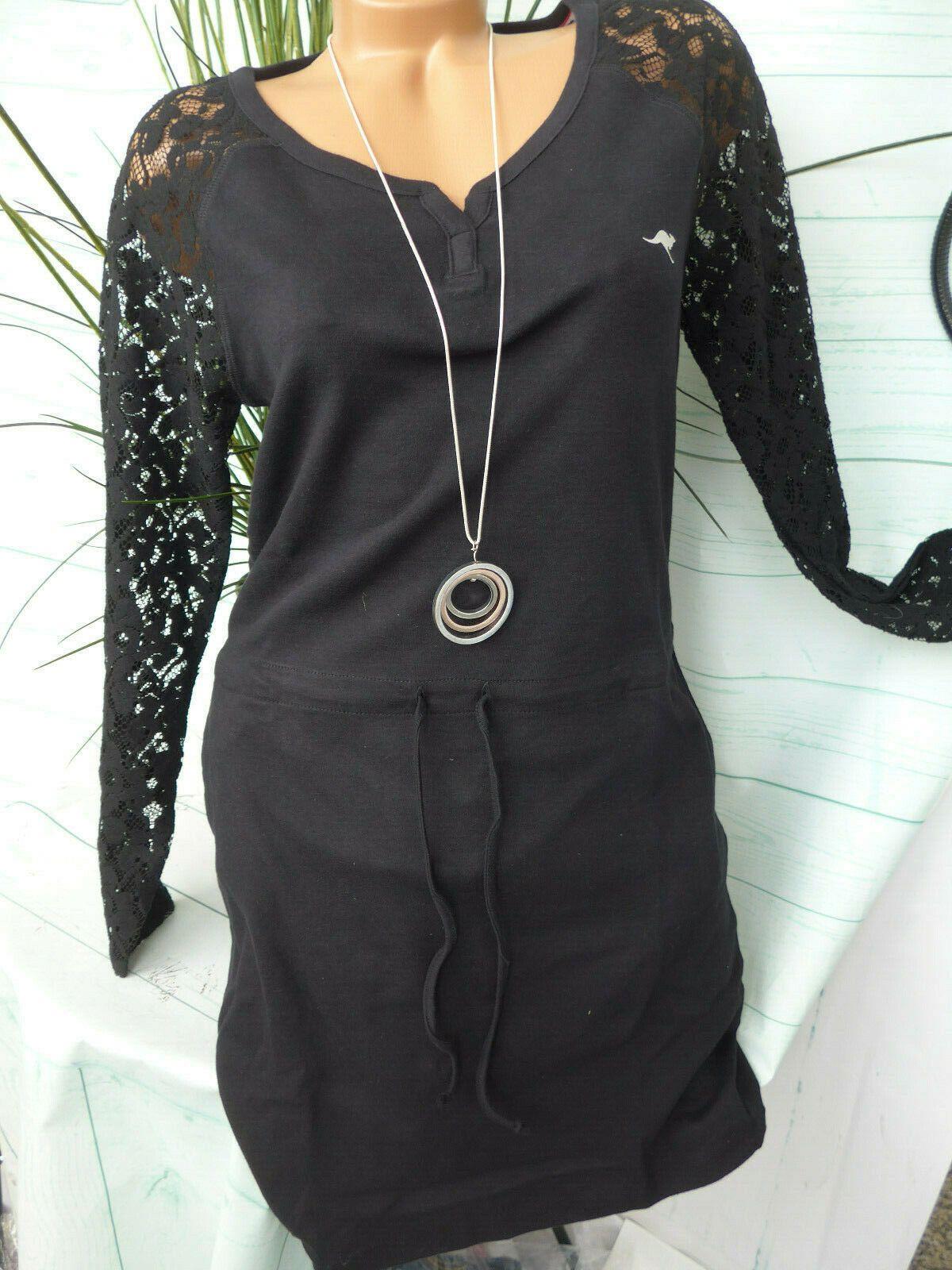 Kangaroos Damen Kleid Sweatkleid Gr. 3234 bis 4850 (449