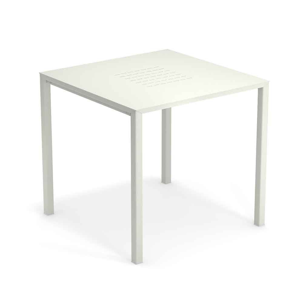 Emu Gartentisch Quadratisch Urban Aluminium Gartentisch Quadratisch Gartentisch Beistelltische