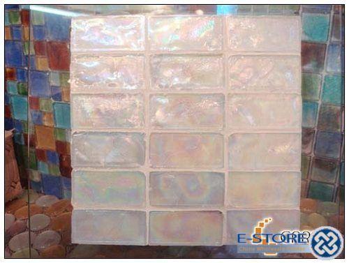 iridescent mirror glass tiles   handmade iridescent glass tile ra handmade iridescent glass tile color ...