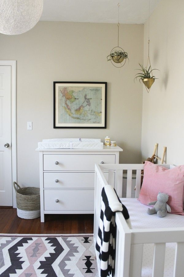 New Gray Wall Nursery