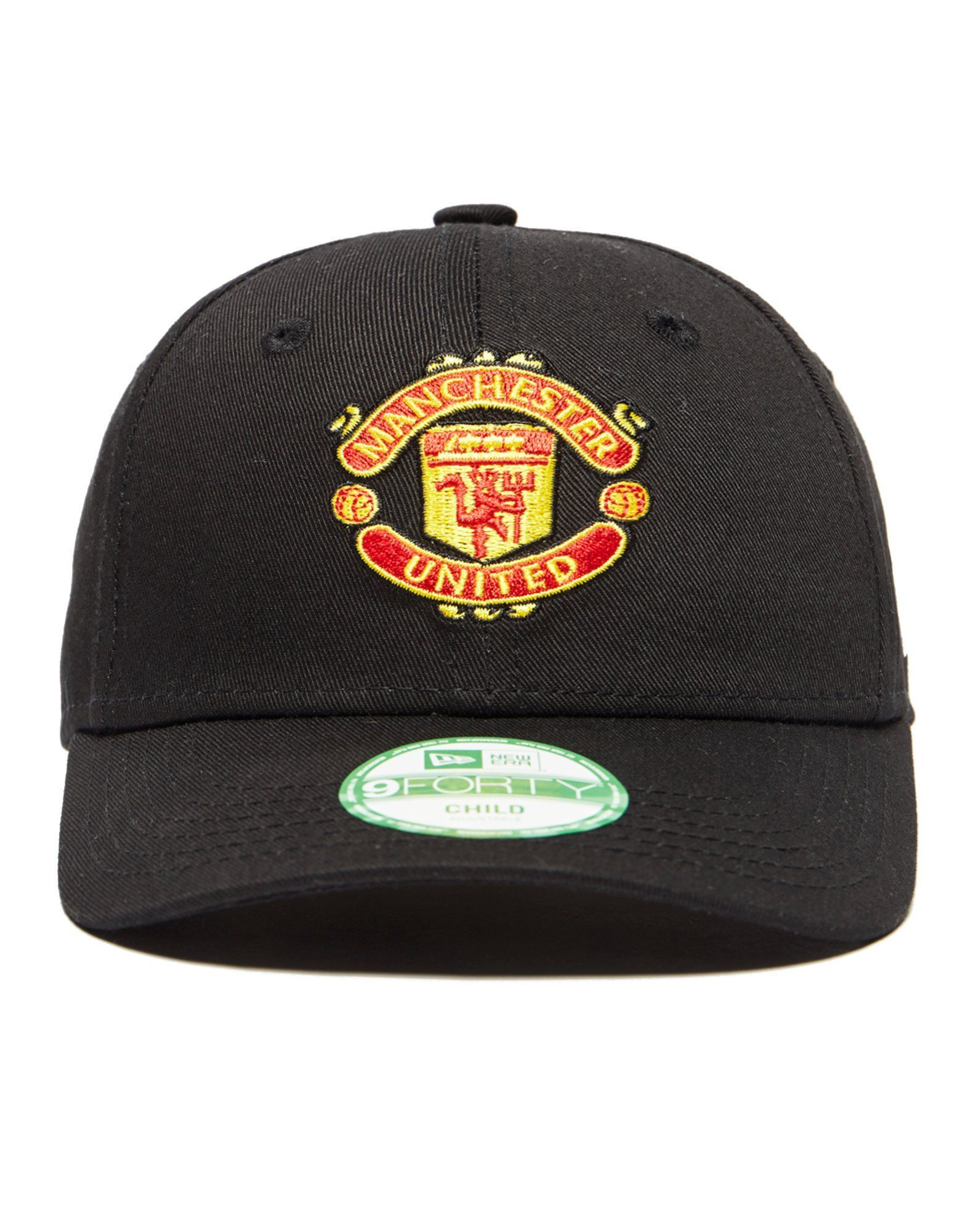 New Era Manchester United FC Kids  9Forty Cap Junior - Shop online for New  Era 29ab44d1c4c