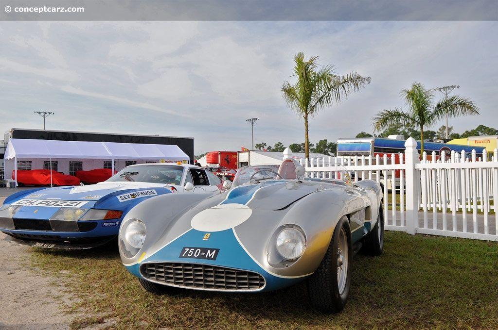 1955 Ferrari 750 Monza Imagen