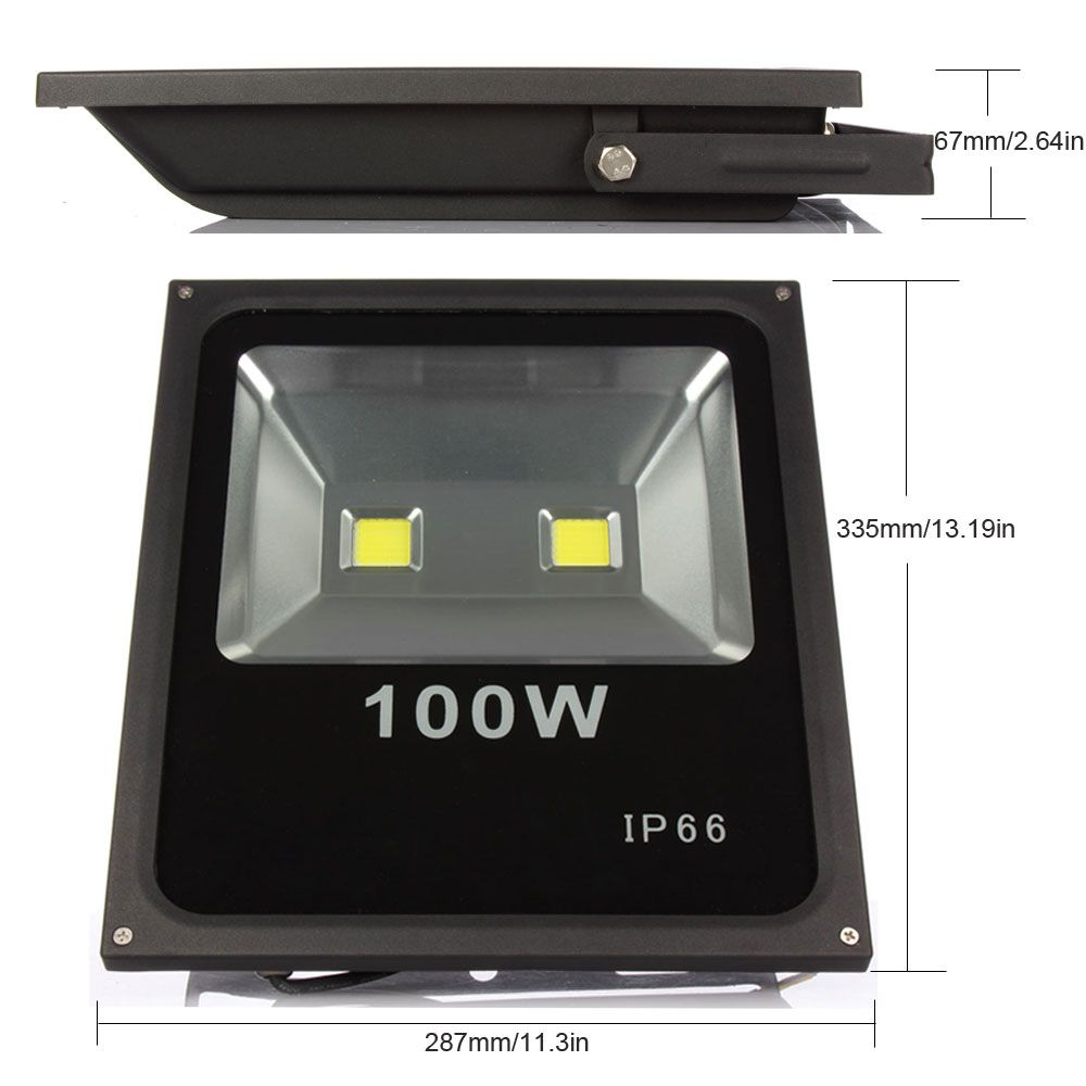 1pcs ultra thin led flood light 100w black face ac85 265v cheap led flood light buy quality led flood light directly from china flood light suppliers ultra thin black led flood lights led reflector led floodlight aloadofball Choice Image