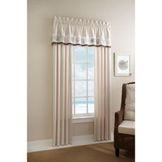 Royal Heritage Home® Outer Banks Window Valance - Bed Bath & Beyond