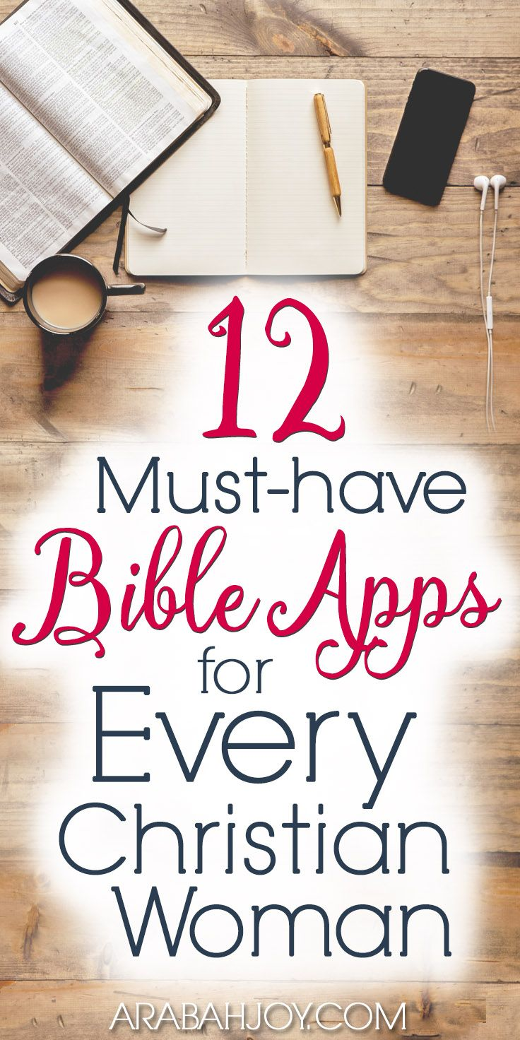 12 MustHave Bible Apps for Every Christian Woman Bible