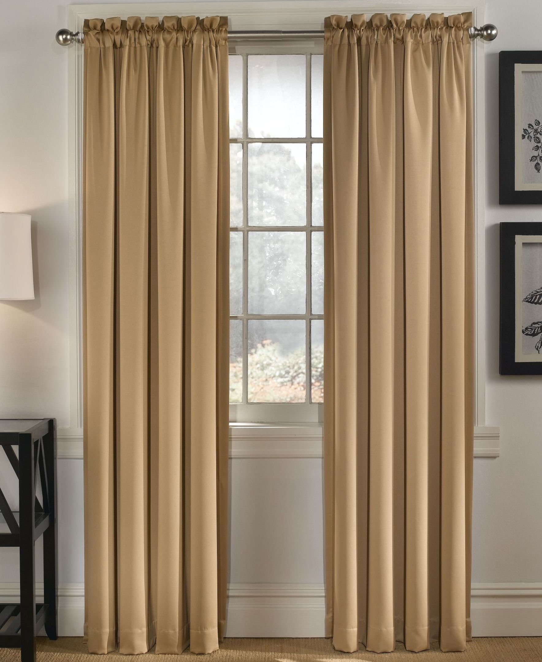 Sun Zero Grant 54 In 2020 Curtains Panel Curtains Paneling