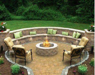 low country paver backyard back yard ideas pinterest
