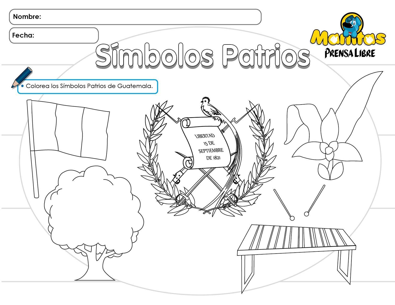 Revista Infantil De Prensa Libre Juegos Y Actividades Para Ni Os Preescolares School Tool Interactive Notebooks Guatemala