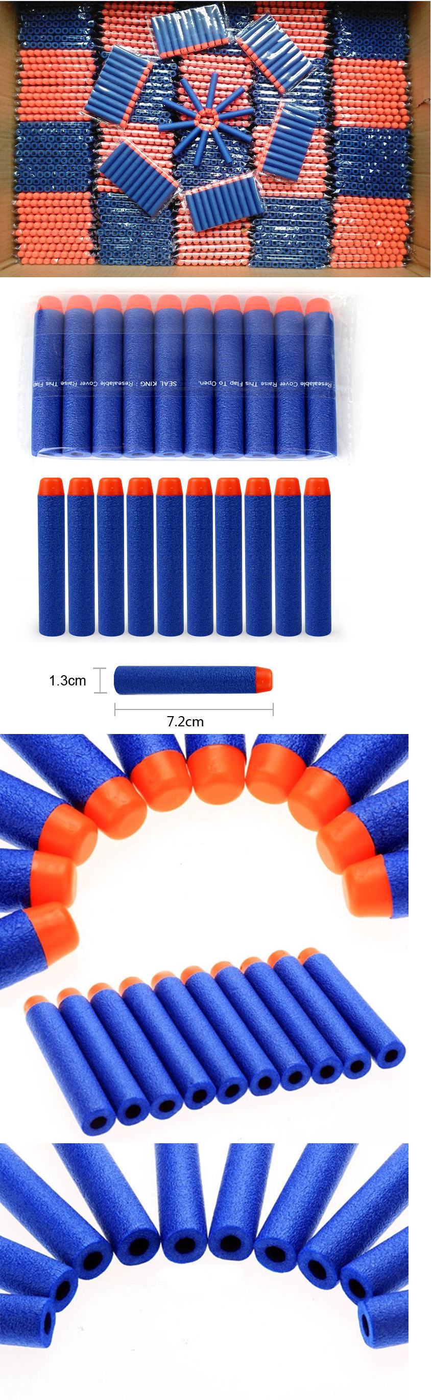 Pretend Play and Preschool Wholesale Kids Toy For Nerf N