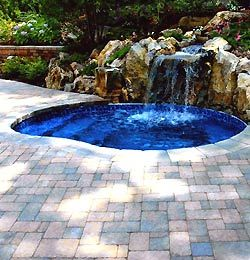 Small Jacuzzi Outdoor Spas