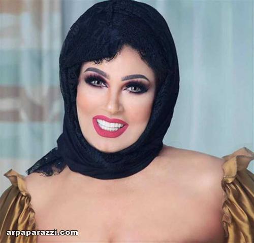 فيفي عبده بحجاب و صدر مكشوف في صور مستفزة باباراتزي Fashion Hijab