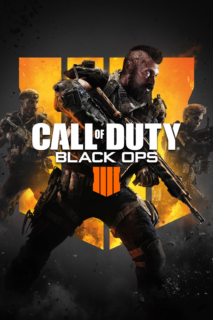 Call Of Duty Black Ops 4 For Xbox One Xbox Call Of Duty Black Black Ops Call Of Duty
