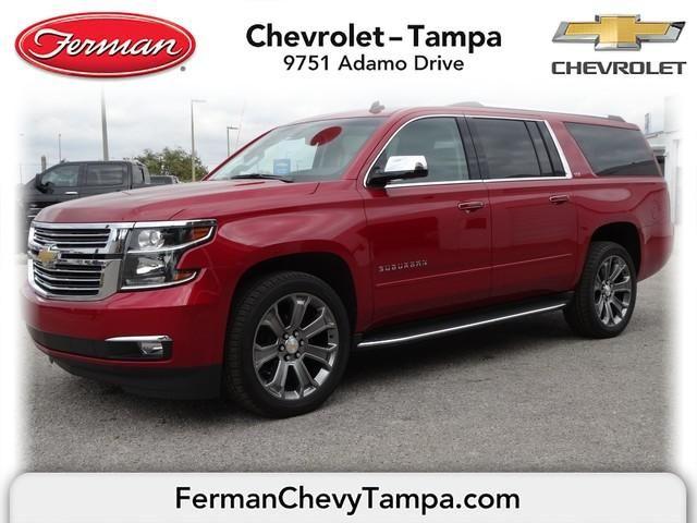 2015 Chevrolet Suburban Ltz Crystal Red Tintcoat 4wd Chevrolet Suburban Chevrolet Chevrolet Trucks