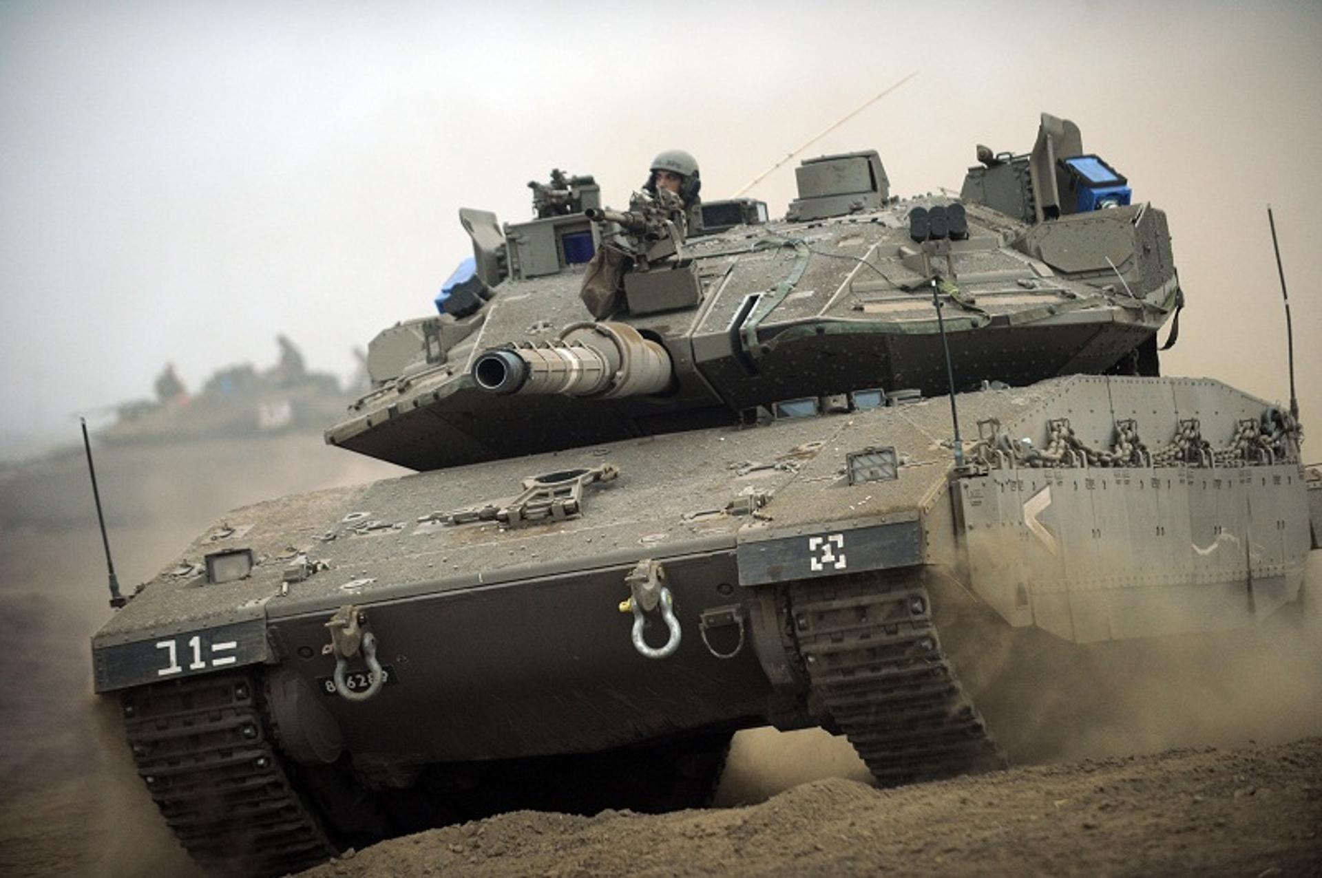 israil tankı ile ilgili görsel sonucu