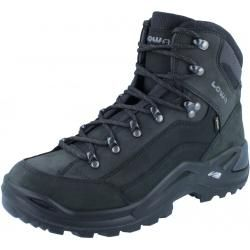 Photo of Lowa Renegade Gtx Mid Wide dunkelschwarz Lowa