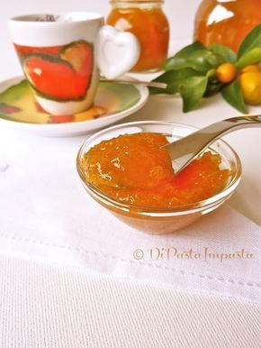 Marmellata di kumquat (mandarini cinesi o fortunella) | #vegan