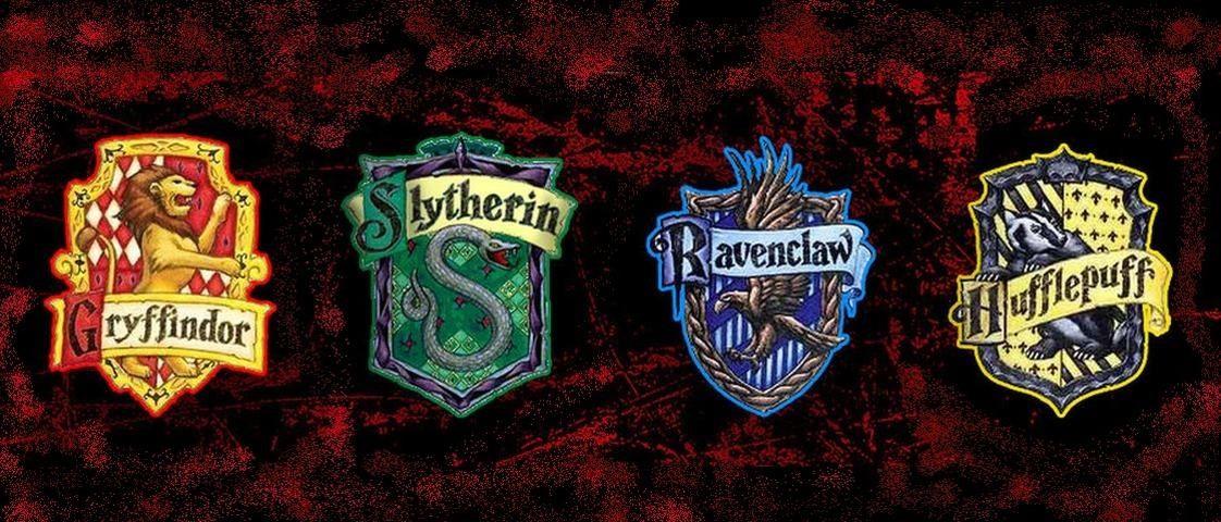 Veja o nome das casas de hogwarts de harry potter em 9 - Test de harry potter casas ...