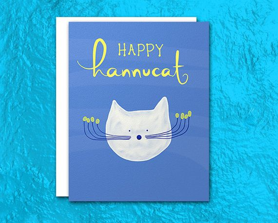 Funny hanukkah card happy chanukah greeting card by flodrawingjoy funny hanukkah card happy chanukah greeting card by flodrawingjoy m4hsunfo