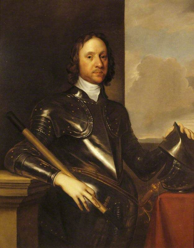 oliver cromwell battle of the boyne