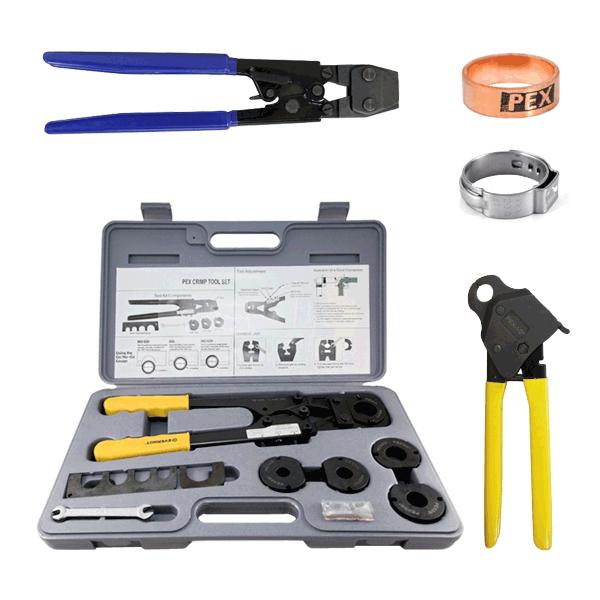 Plumbing Tools Kit