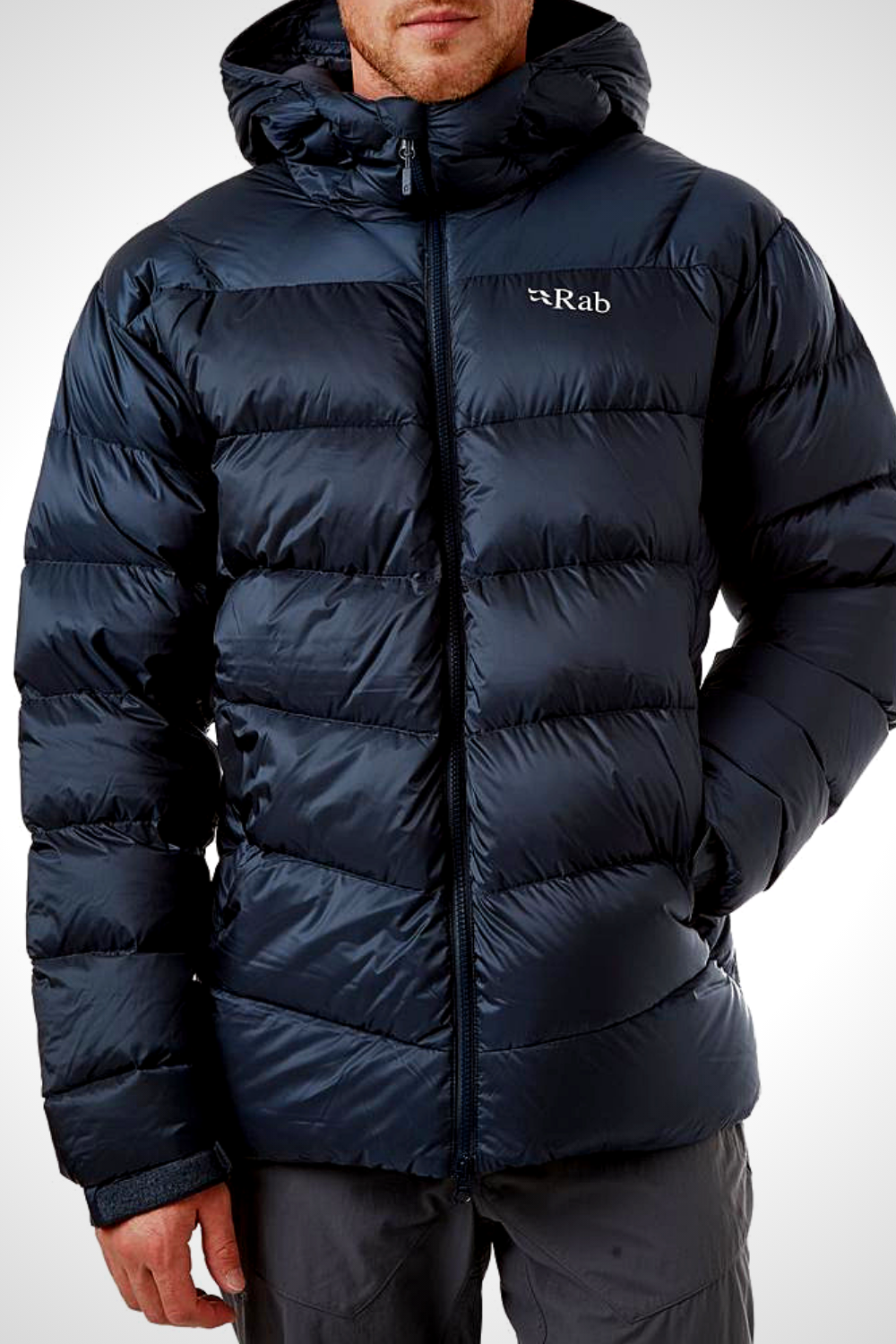 Pin on Down Jacket Outfit Men