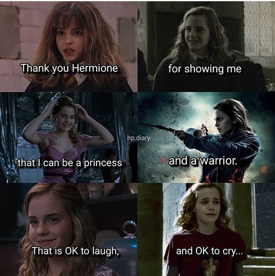 Thank You Hermione Harrypotterfacts Harry Potter Quiz Harry Potter Film Harry Potter Hermione