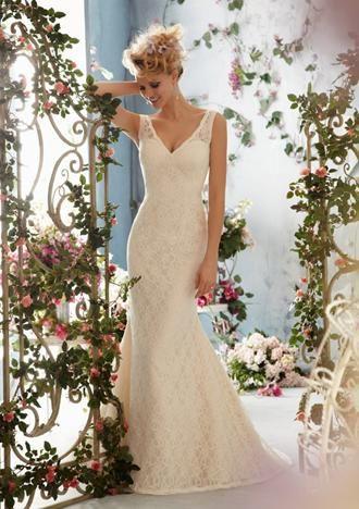 Brautkleid VOYAGE Kollektion by Mori Lee  695 EUR