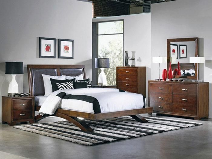 raven 7 pc king bedroom badcock home furniture more of south florida