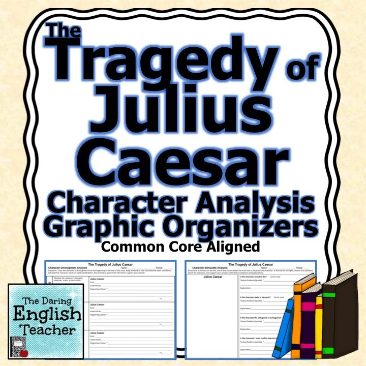 an analysis of the tragedy of julius caesar Get students engaged with the tragedy of julius caesar by william  their understanding of these concepts, and master analysis of literary elements for best.