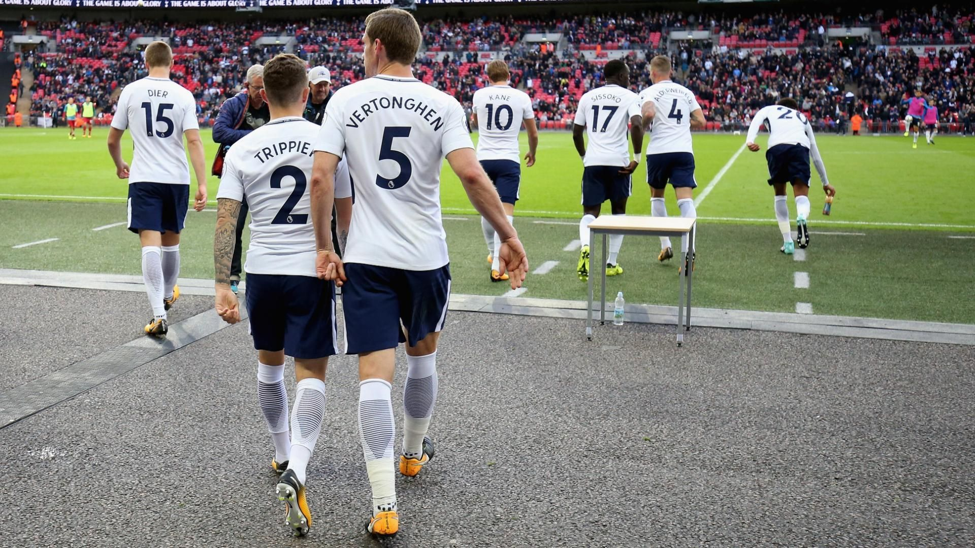 Opponents want to play Spurs at Wembley