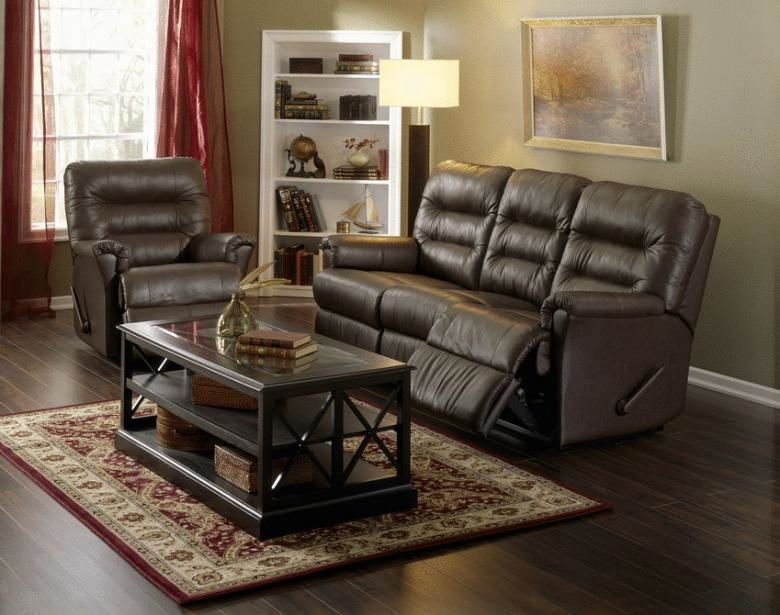 PA Collection Fiesta Leather Reclining Sofa U0026 Set : Leather Furniture Expo