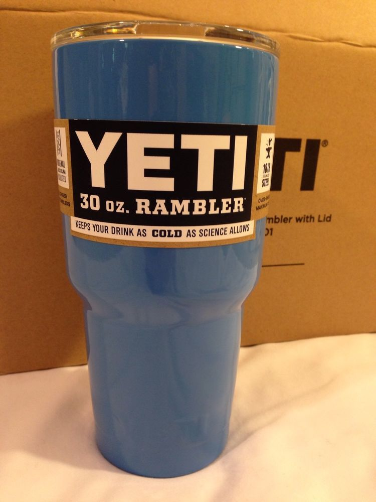 Details About Yeti Rambler Tumbler Kentucky Wildcat Blue