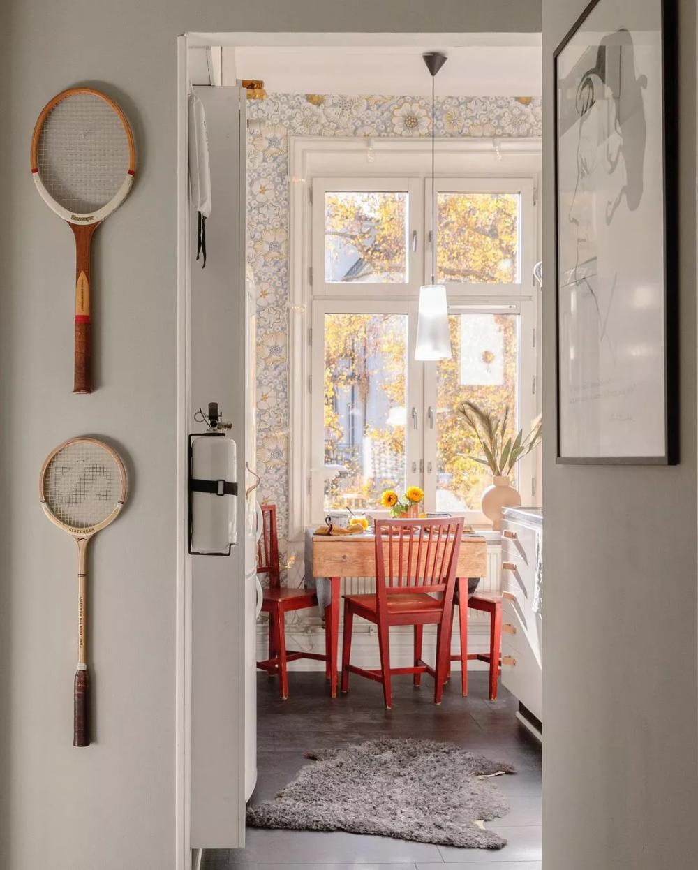 Décor do dia: cozinha com estilo vintage e decoração afetiva (Foto: Divulgação)